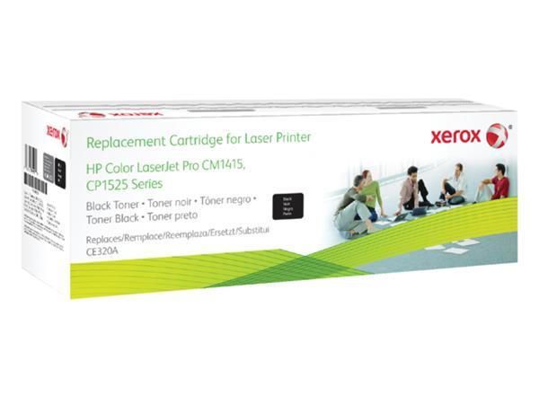 TONERCARTRIDGE XEROX HP CE320A 2K ZWART