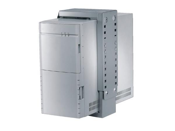 CPU HOUDER NEWSTAR D100 ZILVER