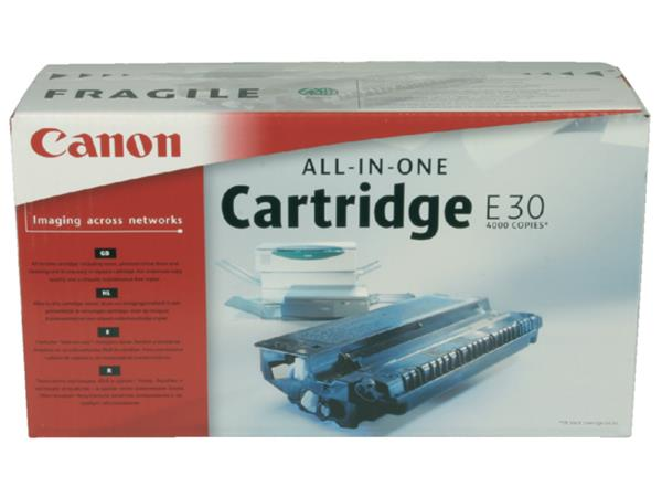 TONERCARTRIDGE CANON E30 3K ZWART
